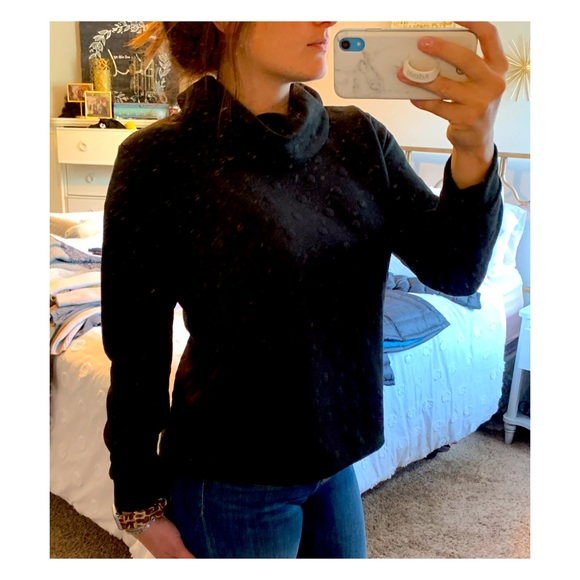 Sweaters - Cowl neck top